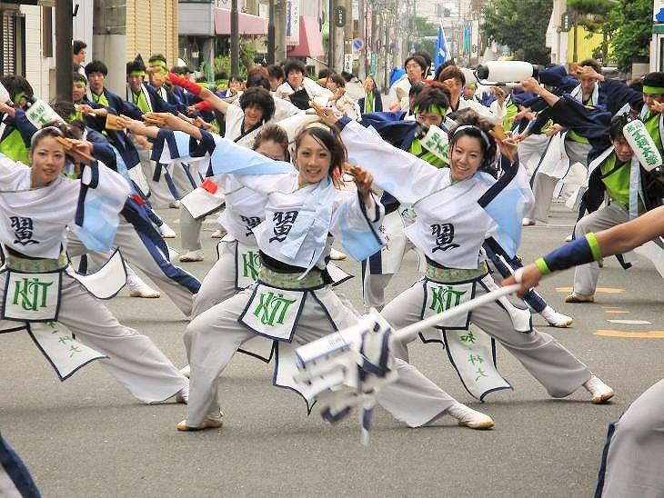 第41回土佐山田まつり(踊り)2009