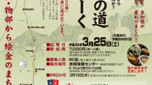 2017年第9回土佐塩の道30kmうぉーく参加者募集!!2017年3月25日(土)